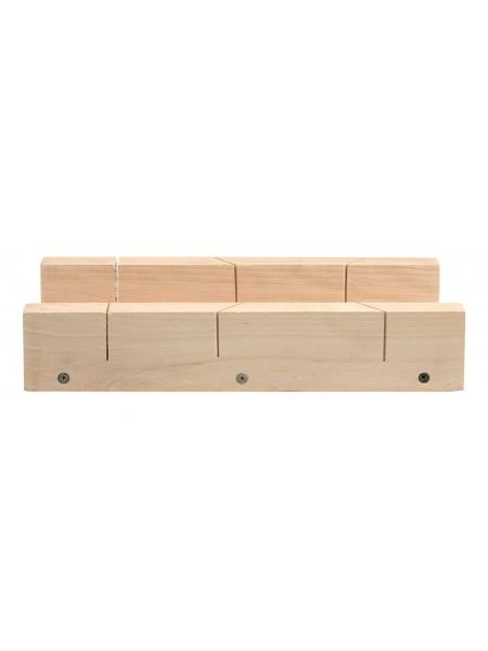 Стусло деревянное 450x110мм VOREL