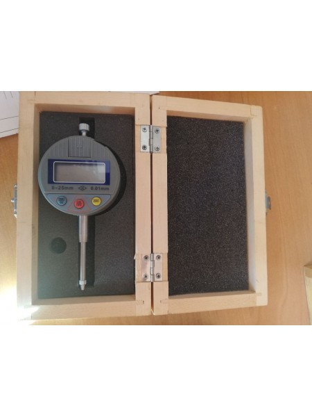 Индикатор часового типа 0-25 0,01