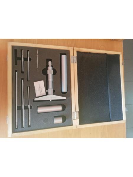 Глубиномер микрометрический ГМ-150