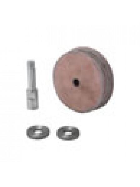Профилированный съёмный кожаный круг для JSSG-8-M/JSSG-10