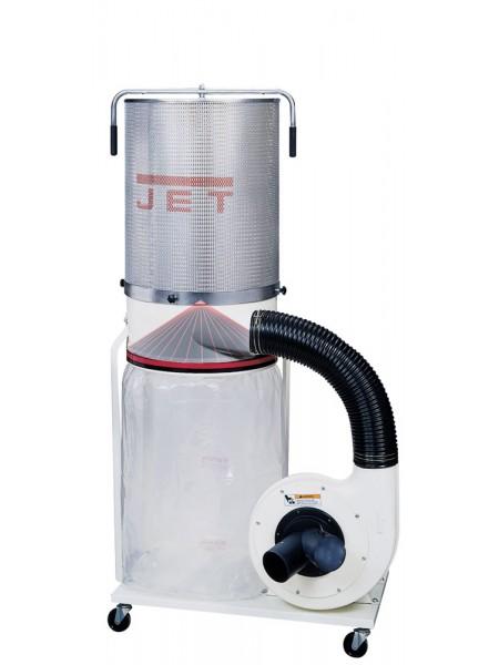 JET Вытяжная установка со сменным фильтром. Технология VORTEX CONE  DC-1100CK (400 В)