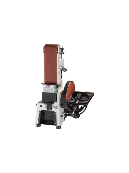 JET Тарельчато-ленточный шлифовальный станок JSG-233A-M