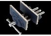 Тиски столярные стационарные малогабаритные Wilton WWV / EC-175