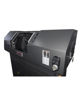 JET Компактный токарный станок с ЧПУ с горизонтальной станиной и направляющими скольжения