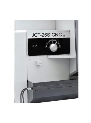 JET Токарные станки с ЧПУ с горизонтальной станиной и направляющими скольжения