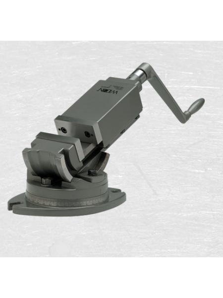 AMV/SP-100 Станочные, двухосевые, прецизионные тиски