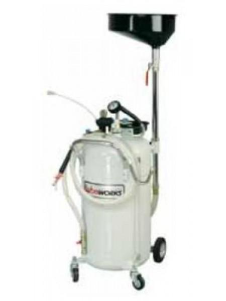 2-в-1 сливное устройство с экстрактором LubeWorks