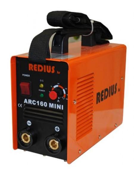 Инвертор сварочный Redius ARC 160 (mini), 220 В