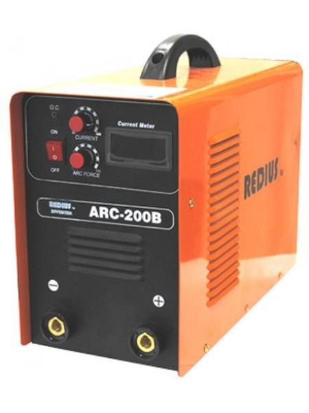 Инвертор сварочный Redius ARC 200В DIGI, 220 В