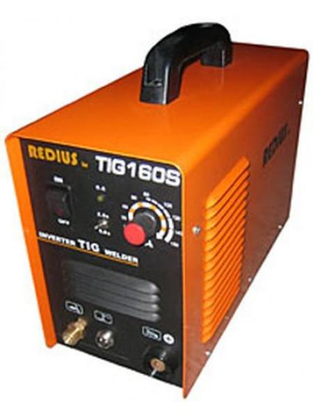 Инвертор сварочный Redius TIG 160 S, 220 В