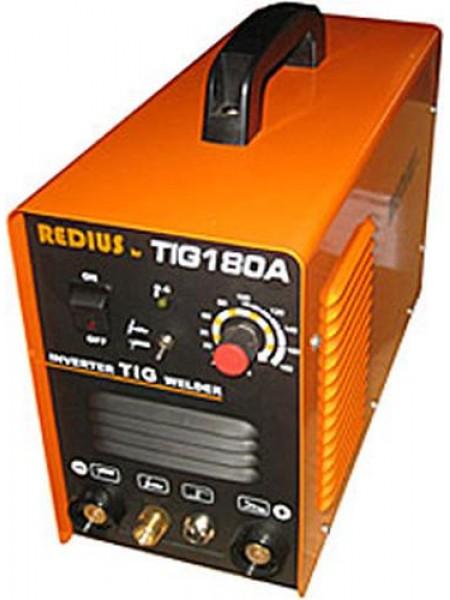 Инвертор сварочный Redius TIG 180 A, 220 В