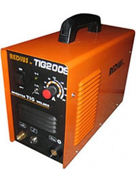 Инвертор сварочный Redius TIG 200 S, 220 В