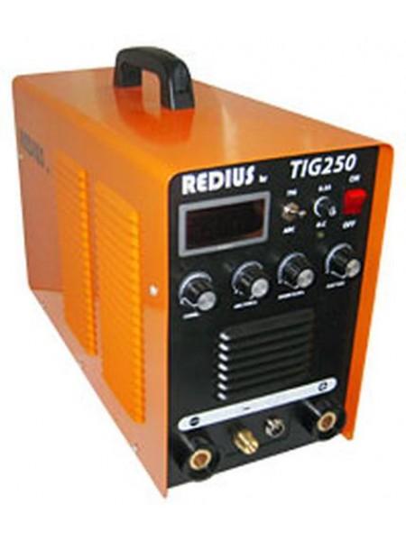 Инвертор сварочный Redius TIG 250, 220 В