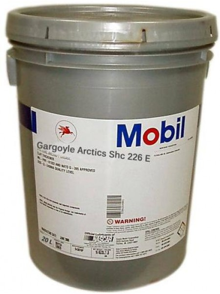 Mobil Gargoyle Arctic SHC 228