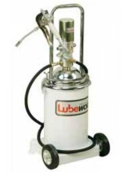 Подкатной солидолонагнетатель LubeWorks