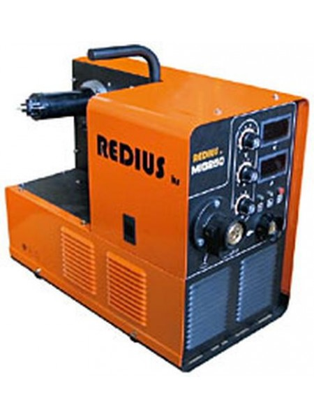 Полуавтомат сварочный Redius MIG/MAG 250 (j46), 220 В