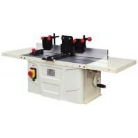 JET Стол фрезерный с электроприводом JRT-1500