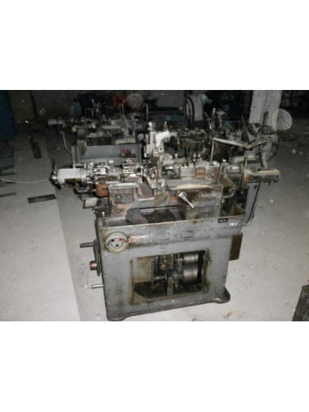 Автомат продольного точения б/у TORNOS R10 (На складе в Минске!)