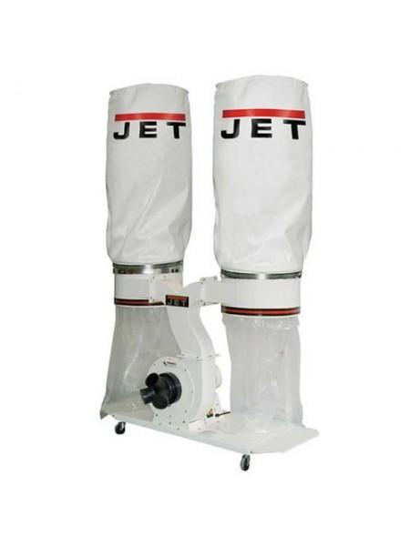 JET Установка вытяжная со сменным фильтром (стружкоотсос) DC-1900A