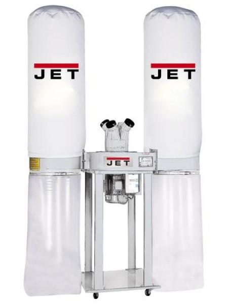 JET Установка вытяжная со сменным фильтром (стружкоотсос) DC-3500