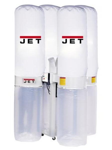 JET Установка вытяжная со сменным фильтром (стружкоотсос) DC-5500